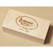 """Cutie din lemn originala """"Ardennes Coticule"""" 100×40 mm"""