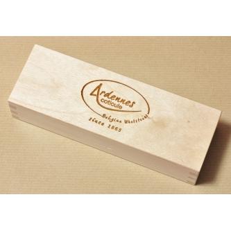 """Cutie din lemn originala """"Ardennes Coticule"""" 200×60 mm"""