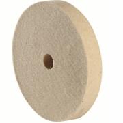 Disc polisare din pasla 150x20x20 mm