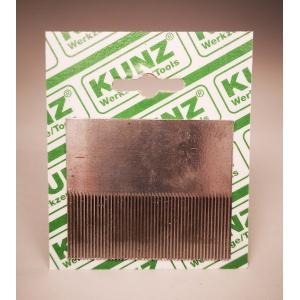 Cutit de rezerva cu seratii pentru razuitor Kunz / Stanley nr. 80