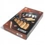 Set of 6 Carving Chisels Narex Standard type 2