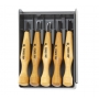 Power Grip - set 5 dalti de sculptura mini (made in Japan)