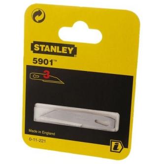 Lame de rezerva pentru cutterul fin Stanley / 3 buc