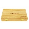 Set burghie tip Lewis in cutie din lemn - 6 / 8 / 10 / 12 / 14 / 16 mm