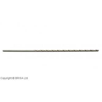 Burghiu extra lung HSS - 4 mm / 175 mm