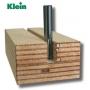 Straight cutter Klein - shank 12 mm