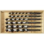 Set 6 burghie pentru lemn cu prindere SDS-plus
