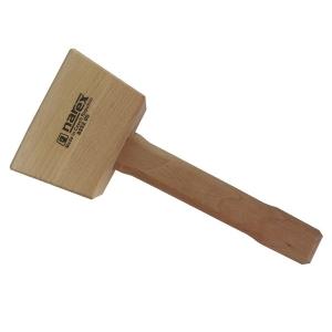 Ciocan din lemn pentru dulgherie - 60 x 75 x 110 mm