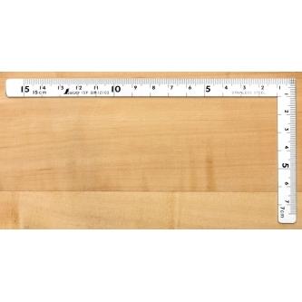 Echer plat Shinwa - 150 mm