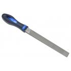 Pila dreptunghiulara pentru metal 200 mm / H2 / cu maner - Pferd